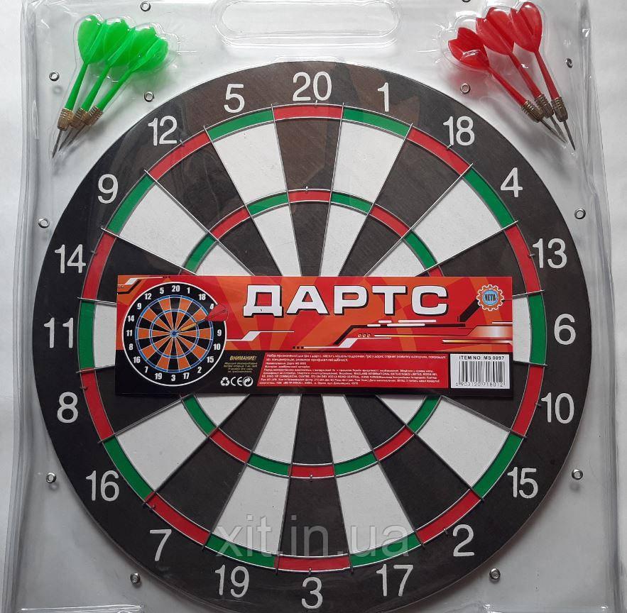 Игра дартс, диаметр поля  30, 36, 40 см