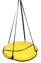 Качели гнездо аиста «Take&Ride nest» желтый