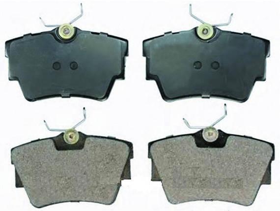 Колодки тормозные задние Trafic / Виваро / Primastar без датчика  Simer-SI768- Италия, фото 2