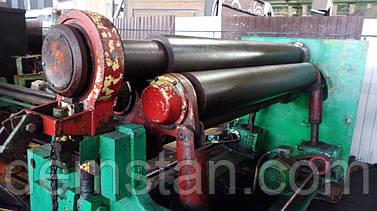 ИБ2222В Вальцы листогибочные ддо 16 мм на 2000 мм, Славгород