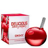 DKNY Donna Karan Delicious Candy Apples Ripe Raspberry 50ml edp (сочный, ягодный, сексуальный аромат), фото 3