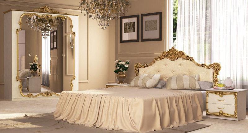 Спальня Виктория 6Д  MiroMark