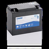 Мото аккумулятор EXIDE GEL12-16