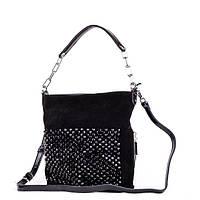 Стильная женская  сумка  Polina&Eiterou Y8430B BLACK  2019-2020