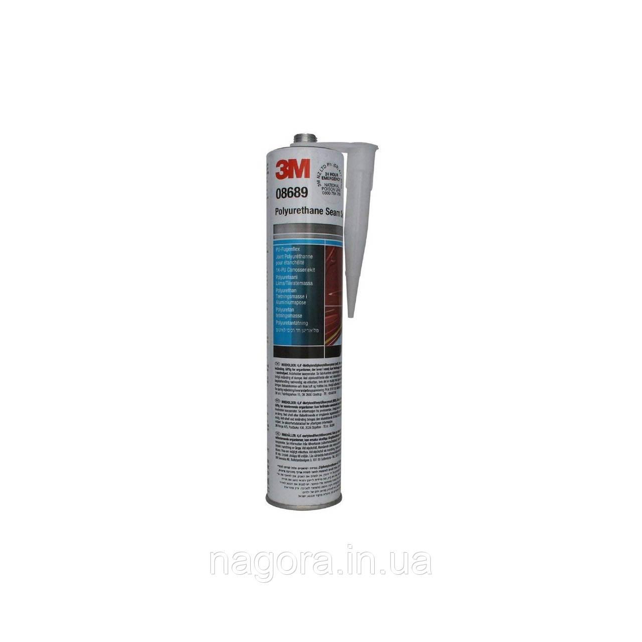 Полиуретановый герметик 3M™ белый (310мл)