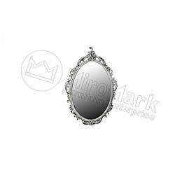 Зеркало Росана,серебро Миромарк