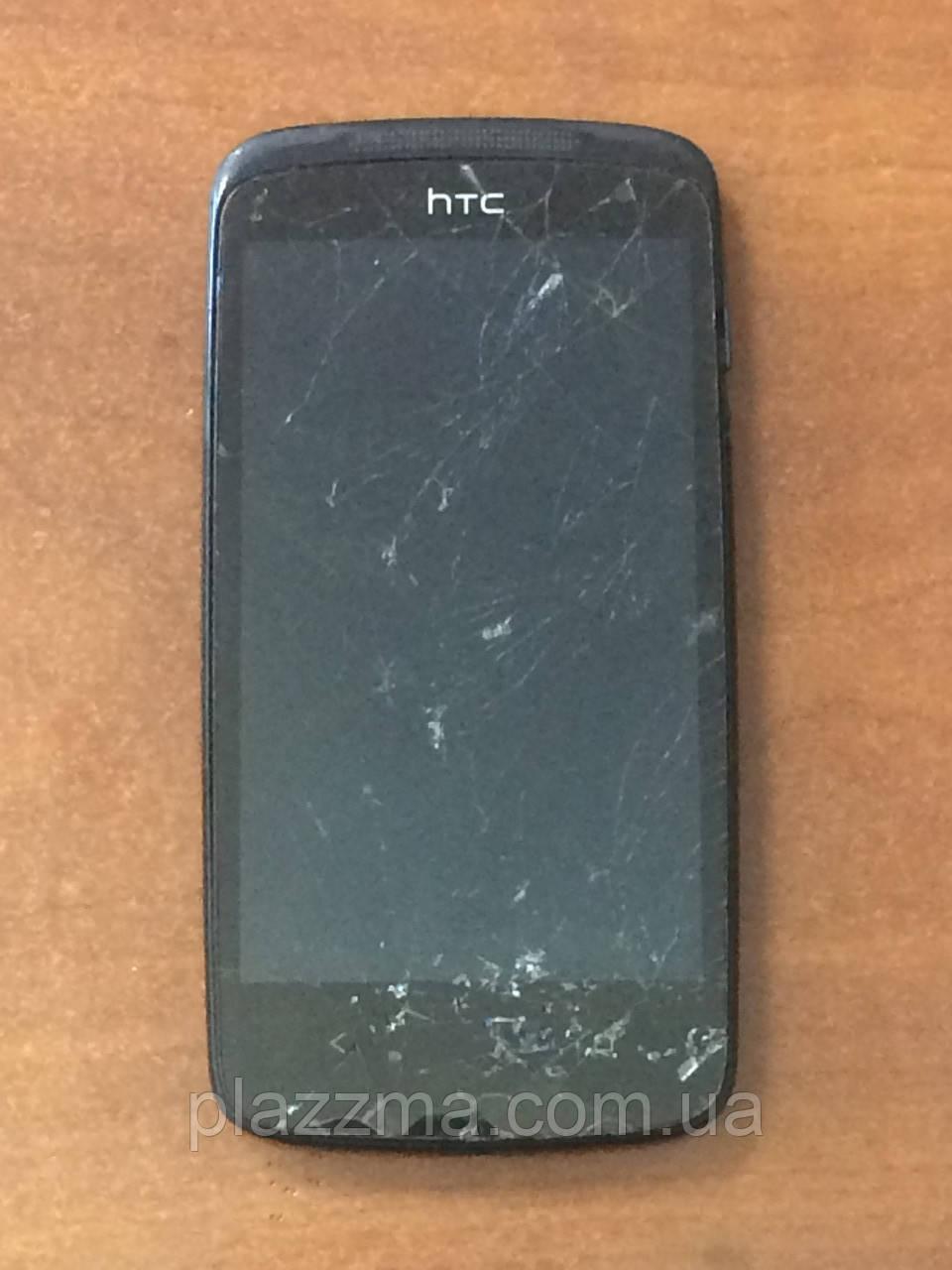 Средний корпус + задняя крышка HTC Desire 500