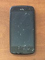 Средний корпус + задняя крышка HTC Desire 500, фото 1