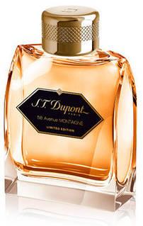 Original S T Dupont 58 Avenue Montaigne Limited Edition edt 100ml Дюпонт 58 Авеню Монтеньє Лімітед Эдишн