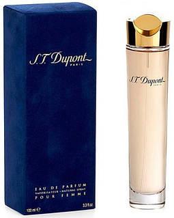 Оригінал Дюпонт Фем edp 50ml S. T. Dupont pour Femme (елегантний, витончений, жіночний)