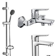 Комплект для ванной комнаты (3 в 1)   2-125