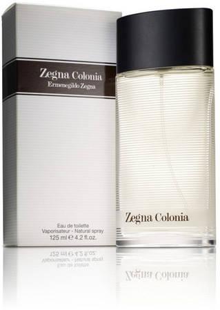 Мужская туалетная вода  Ermenegildo Zegna Colognia 125ml (неповторимый, мужественный, решительный, динамичный)