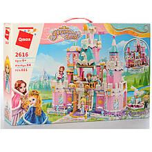 Конструктор Brick (Qman) 2616 Замок принцессы, 801 деталей