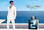Оригинал Fendi Fan di Fendi Acqua pour Homme 100ml edt (мужественный, бодрящий, неповторимый), фото 3