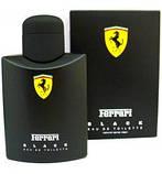 Оригинал Ferrari Black Men 75ml edt (свежий, бодрящий, классический, мужественный), фото 4