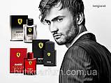 Оригинал Ferrari Black Men 75ml edt (свежий, бодрящий, классический, мужественный), фото 6