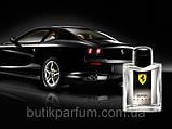 Оригинал Ferrari Black Shine 125ml edt (сильный, мужественный, решительный, динамичный), фото 3