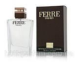 Мужской парфюм Оригинал Ferre For Men 100ml edt (элегантный, мужественный, харизматичный, обольстительный), фото 4