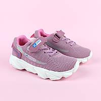 Кроссовки для девочки розовые тм Том.м размер 33,35,36