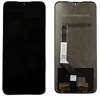 Дисплей Xiaomi Redmi Note 7 (M1901F7G / M1901F7H / M1901F7I) complete Black