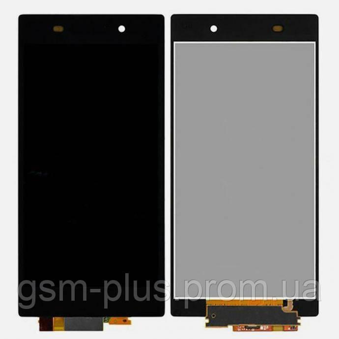 Дисплей Sony Xperia Z1 C6902 Black complete