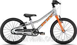 Детский велосипед Puky LS-PRO(grey/orange) с колесами 18 дюймов