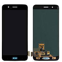 Дисплей OnePlus 5 complete black