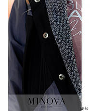 Куртка женская легкая батальная размеры:52-62, фото 2