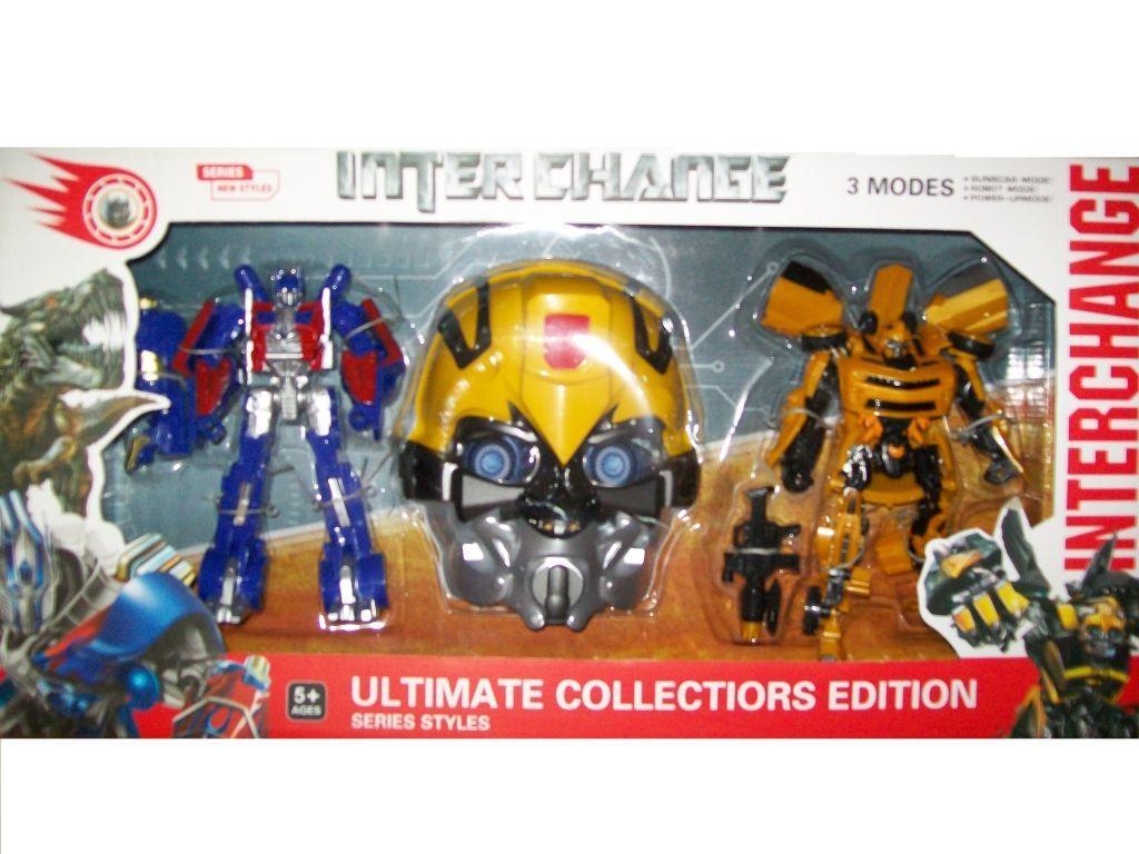 Набор роботов-трансформеров Inter Change