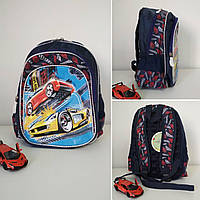 Рюкзак для мальчиков Hotwheels размер 25х20х15