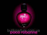 Paco Rabanne XS Black for Her 80ml edt (Страстный женский аромат подчеркнет ваш чувственный смелый характер), фото 4