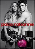 Paco Rabanne XS Black for Her 80ml edt (Страстный женский аромат подчеркнет ваш чувственный смелый характер), фото 6