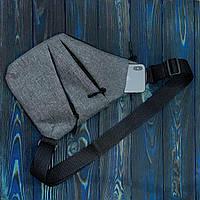 Сумка-Барсетка Nike мужская, ткань милан, размер 29х20х2, фото 1