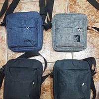 Сумка-Барсетка Nike мужская, ткань милан, размер 23х18х5, фото 1