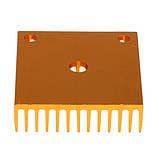 Радиатор  для экструдера MK7/MK8 40x40x10, фото 2