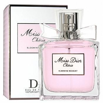 Жіночі парфуми Miss Dior Cherie Blooming Bouquet edt 50ml оригінал Франція (ніжний, романтичний, чуттєвий)