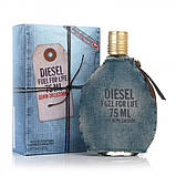 Оригинал Diesel Fuel For Life Denim Collection Homme 75ml edt Дизель Фул Фо Лайф Хом Колекшн, фото 6