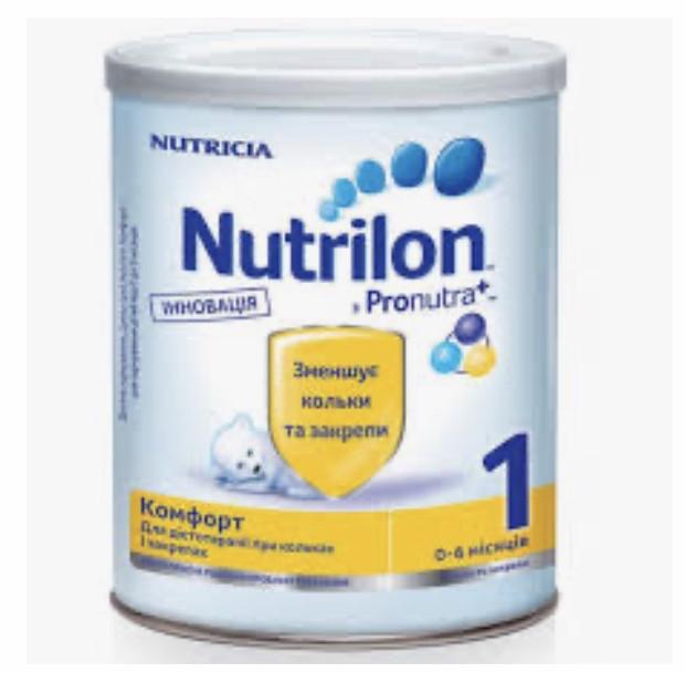 Молочная смесь Nutrilon  Комфорт, 400 г