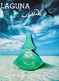 Жіночі парфуми Salvador Dali Laguna edt 50ml оригінал (чарівний, розкішний, спокусливий, жіночний), фото 6