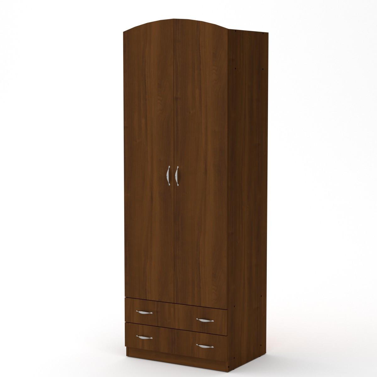 Шкаф-4 орех Компанит