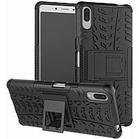 Чехол Armor Case для Sony Xperia L3 Black