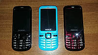 Новинка 2015 года!Бабушкофон Nokia duos 5160 2 Sim TV для пожилых людей