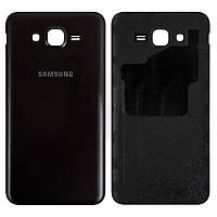 Задняя часть корпуса Samsung Galaxy J7 SM-J700F Black