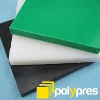 Полиэтилен листовой, PE-500, Испания, высокомолекулярный, толщина 8-100мм