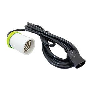 Отражатель LUMii MAXii Reflector для ламп Днат и МГЛ с кабелем, фото 2