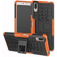 Чехол Armor Case для Sony Xperia L3 Orange