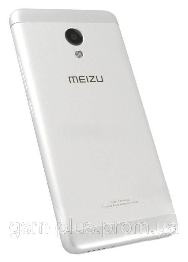 Задняя часть корпуса Meizu M3s Gray