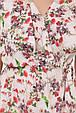 Стильное летнее платье на запах Сафина 3 цвета (52-58), фото 5