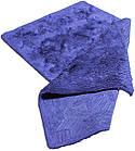Коврик 5708 BANIO 1,2Х1,8 Темно-синий прямоугольник, фото 3