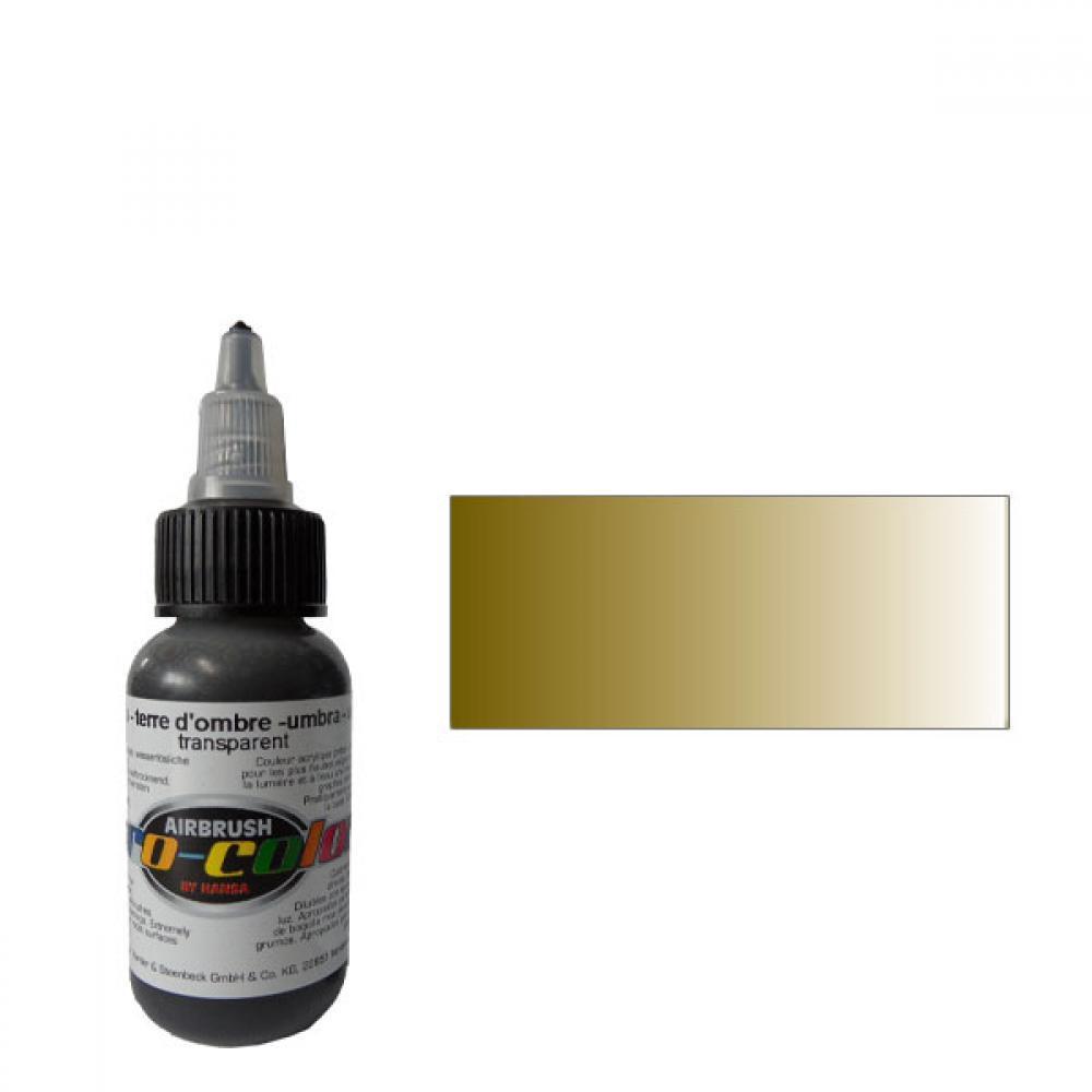 Pro-color 64078 transparent umbra (умбра), 30мл